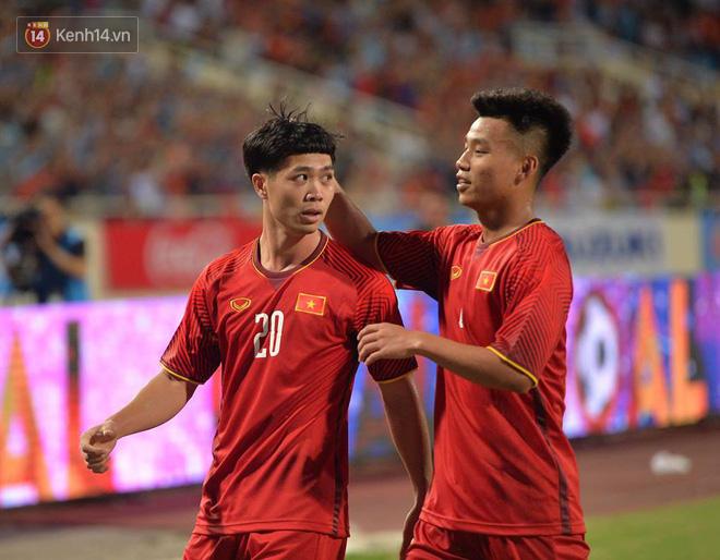 U23 Việt Nam được thưởng hơn 1 tỷ đồng khi vô địch giải Tứ Hùng 2018 - Ảnh 1.