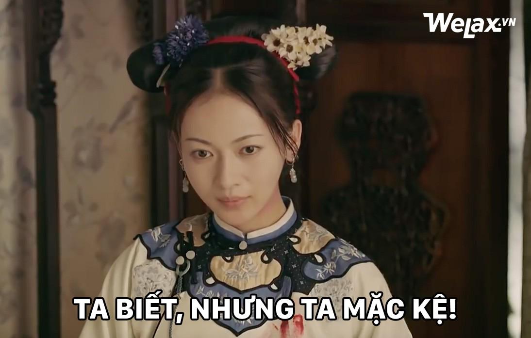 Nguỵ Anh Lạc khiến khán giả rời bỏ Diên Hi Cung Lược vì quá láo - Ảnh 2.