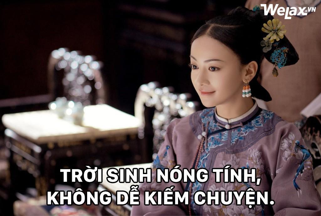 Nguỵ Anh Lạc khiến khán giả rời bỏ Diên Hi Cung Lược vì quá láo - Ảnh 3.