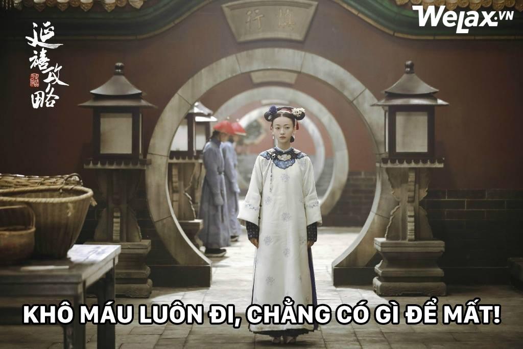 Nguỵ Anh Lạc khiến khán giả rời bỏ Diên Hi Cung Lược vì quá láo- Ảnh 5.