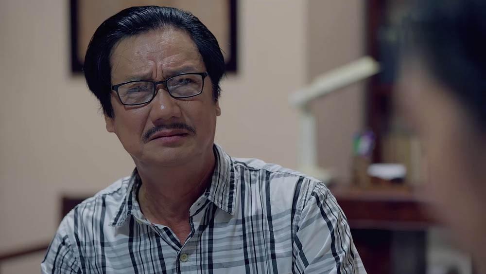 Ông Vương cho xấu hổ vì có một người vợ vô tâm như bà Mai