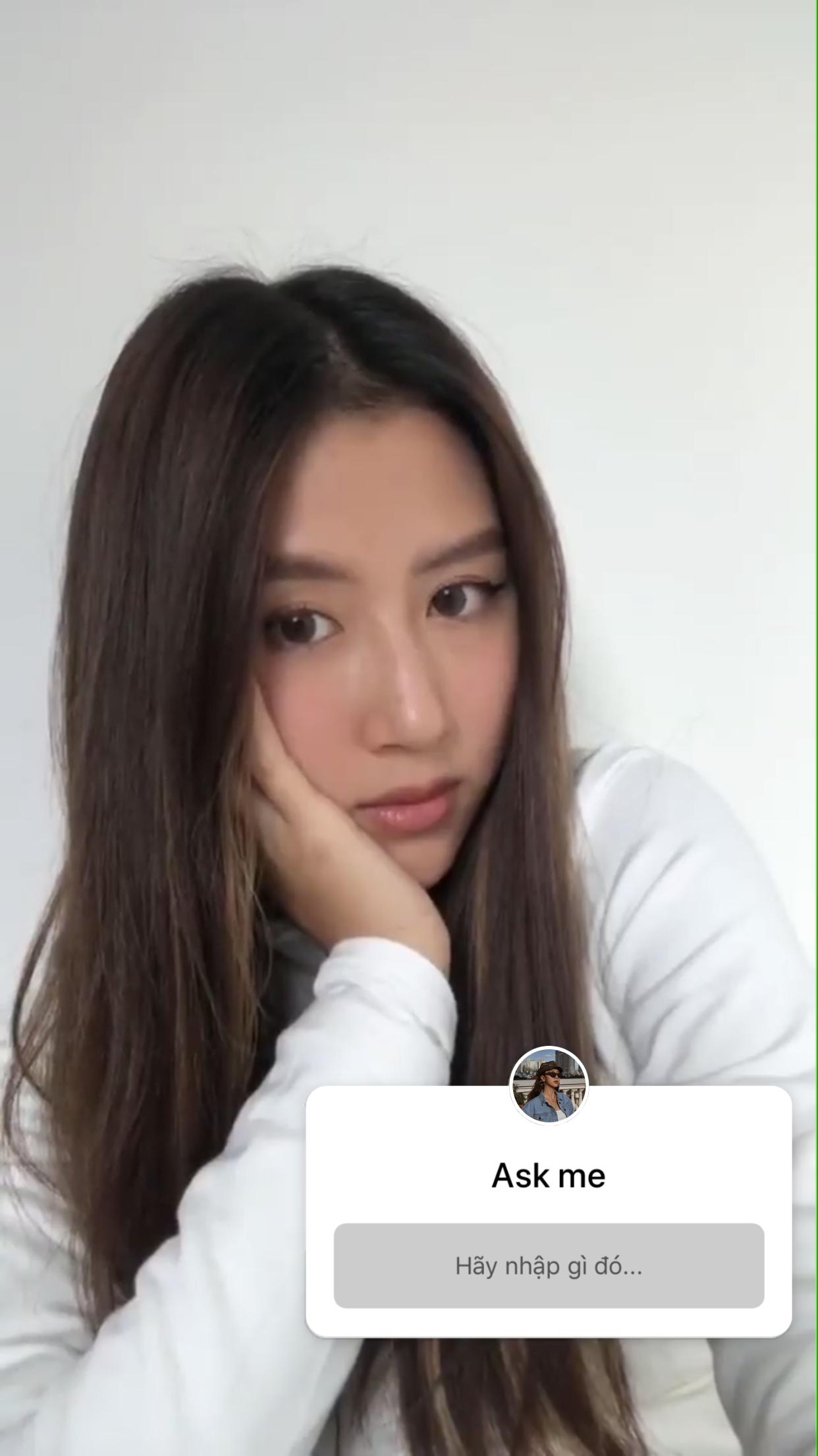 Tuy là người đến sau muộn màng nhưng Quỳnh Anh Shyn mới là nữ hoàng giải trí của trò Hỏi - Đáp trên Instagram - Ảnh 3.