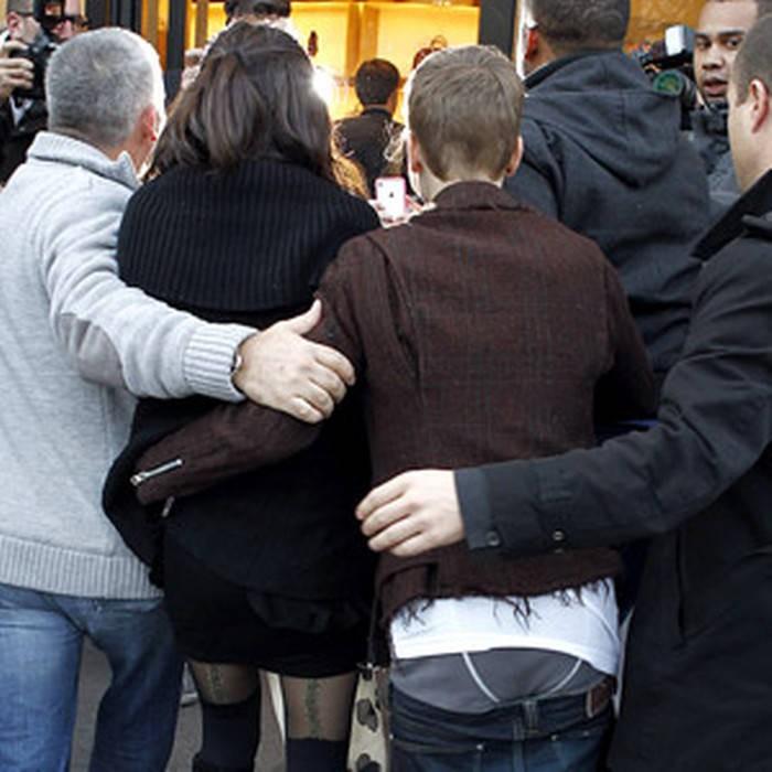 Từ Selena đến Hailey: Từng nàng đến và đi, chỉ có quần tụt là mãi mãi trường tồn cùng Justin Bieber - Ảnh 5.