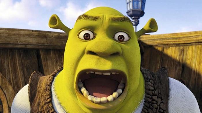 """""""Shrek"""" là loạt phim hái ra tiền của DreamWorks."""