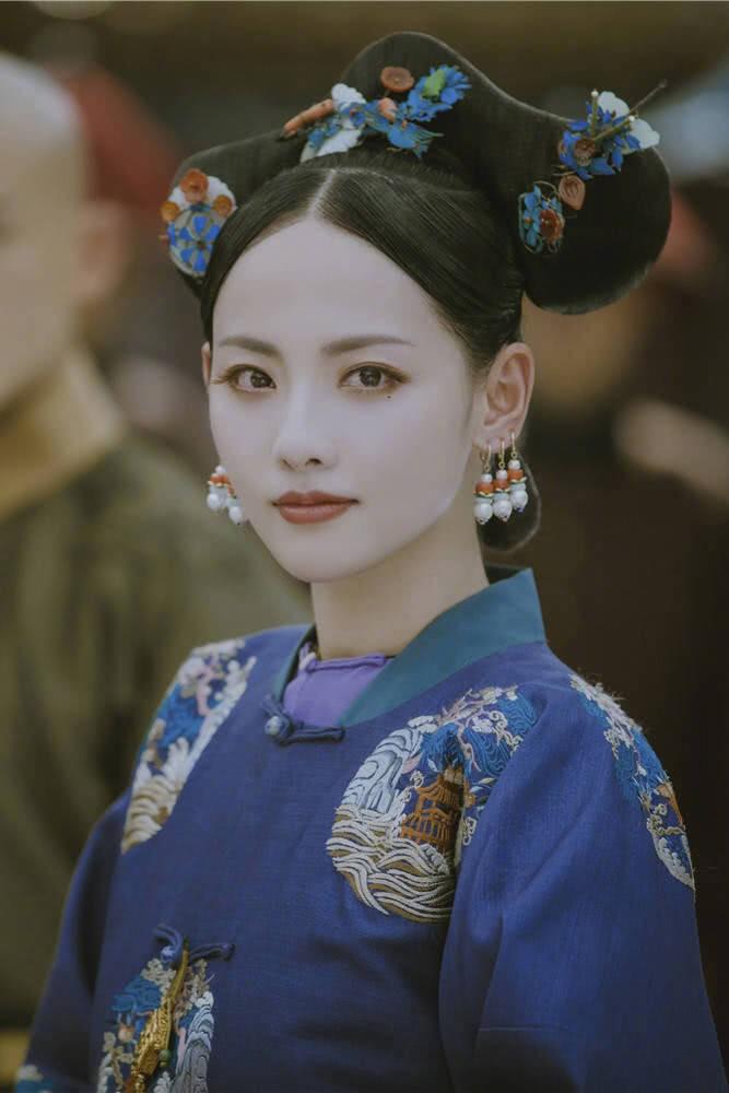 Hương phi - một nhân vật mới tham gia vào cuộc chiến Hậu cung.