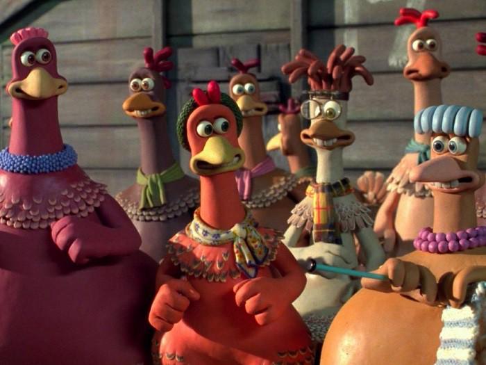 Đàn gà của liên minh DreamWorks/Aardman đã đập tan vị thế độc tôn của Disney/Pixar.