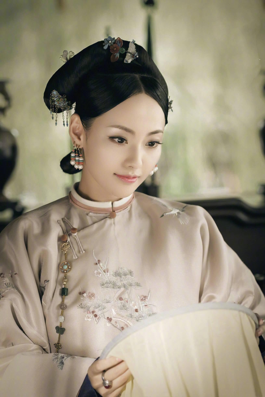 Hương Phi là phi tần xinh đẹp nhất trong hậu cung của vua Càn Long.