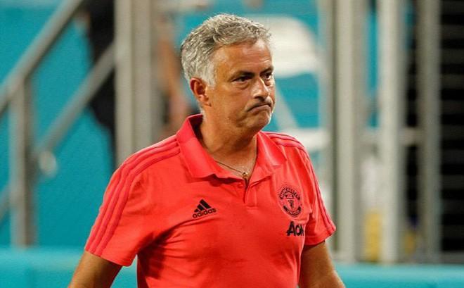 Mourinho đã cạn thời gian - Ảnh 1.