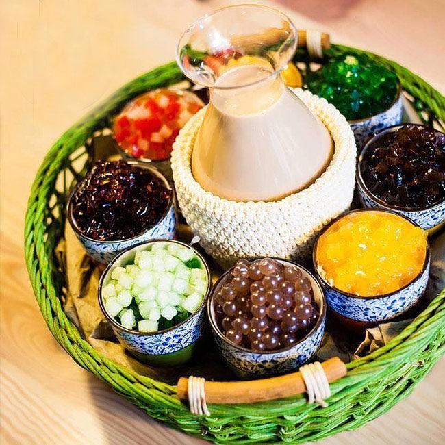Ăn lẩu nóng xưa rồi, mùa hè ở Sài Gòn là phải thưởng thức mấy món lẩu mát rượi như thế này đây - Ảnh 3.
