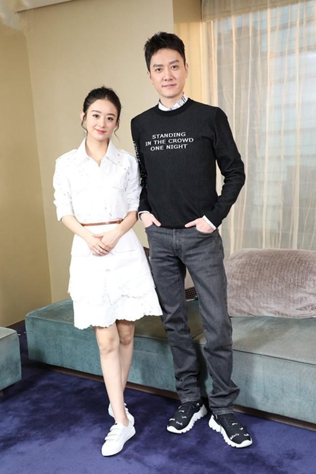 Phùng Thiệu Phong - Triệu Lệ Dĩnh sẽ kết hôn vì đã mang thai - Ảnh 2.