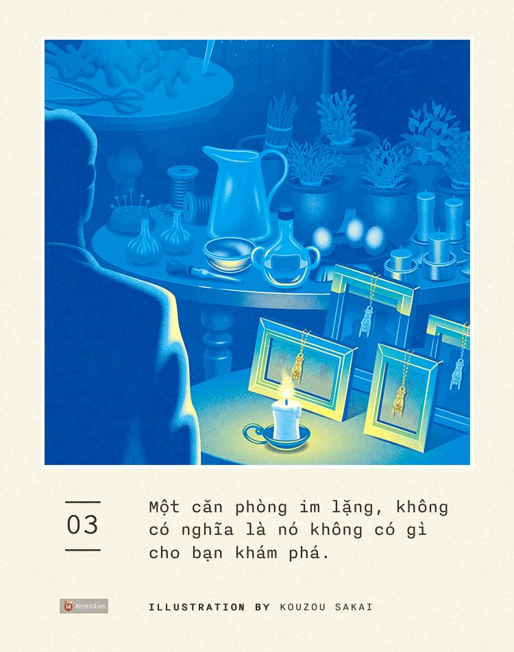 Một kĩ năng quá quan trọng nhưng không ai dạy bạn: Ở một mình, làm quen với sự cô đơn - Ảnh 6.