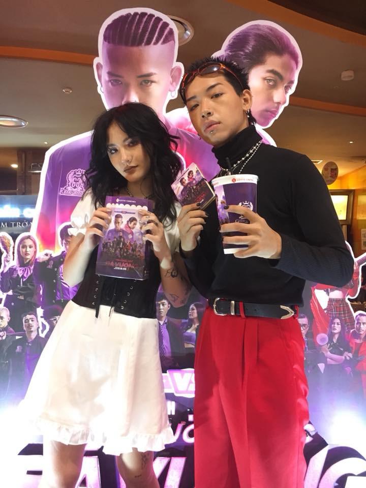 Naomi và Wean Lê