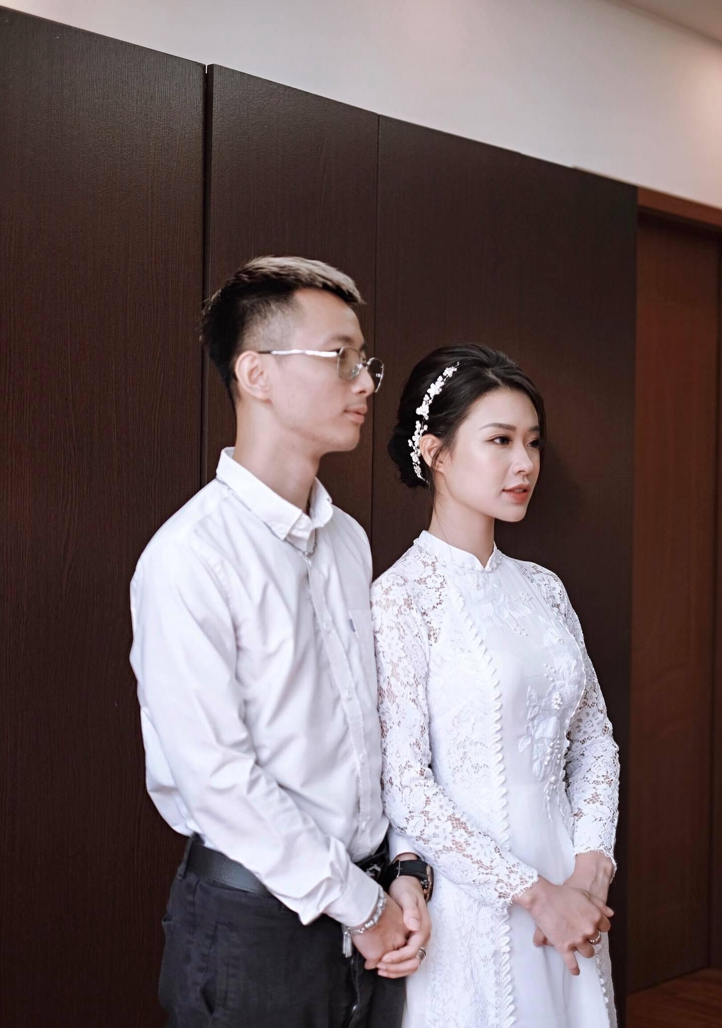 Vợ sắp cưới Rhymastic: Nhan sắc xinh đẹp, vóc dáng quyến rũ - Ảnh 1.