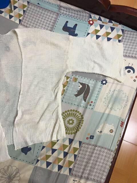 Vẫn là những thảm hoạ mua hàng online: Tưởng vớ được cardigan giá hời, ai dè hàng về như.. áo của bà ngoại - Ảnh 4.