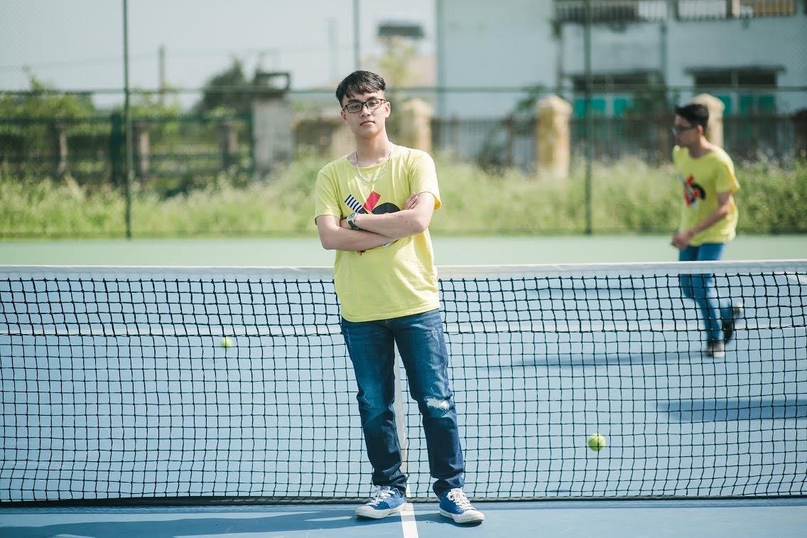 Cậu bạn điển trai quê Hà Tĩnh đỗ thủ khoa đầu vào Học viện Cảnh sát nhân dân - Ảnh 4.