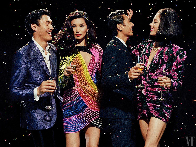 Phim sẽ hé lộ một phần cuộc sống trong vàng bạc của giới siêu giàu châu Á