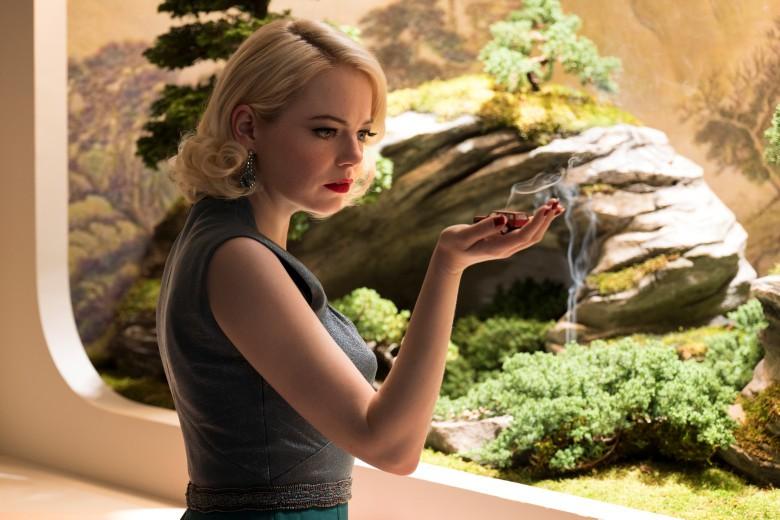"""Nhiều người đùa rằng sau khi chia tay nhân vật của Ryan Gosling trong """"La La Land"""", Emma Stone đã quá đau khổ mà """"phát rồ""""."""