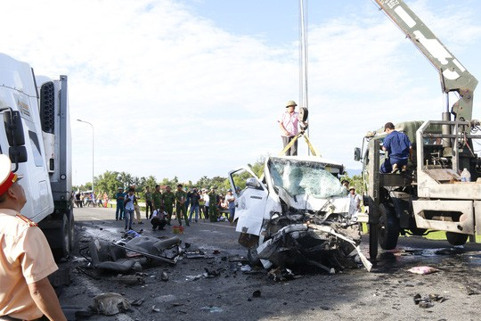 Giám đốc Công an Quảng Nam nói về kết luận nguyên nhân tai nạn 13 người chết - Ảnh 1.