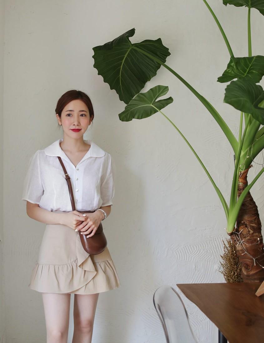 4 kiểu chân váy ngắn diện lên trẻ trung hết sức, lại còn giúp khoe triệt để đôi chân thon gọn nuột nà - Ảnh 11.
