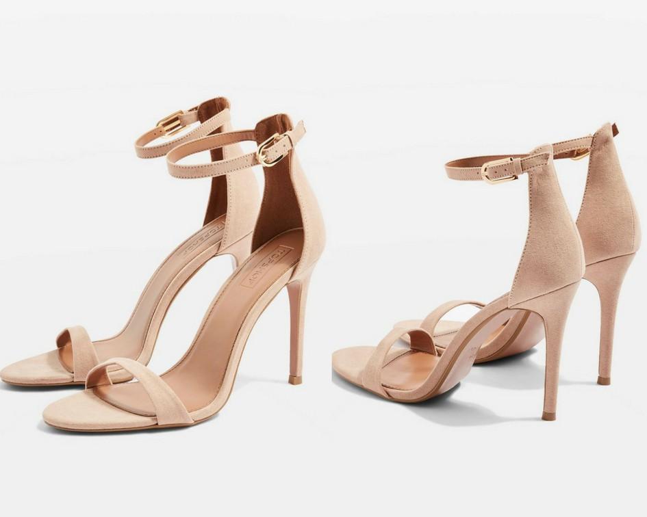 15 mẫu giày màu be đến từ Zara, H&M, Topshop vô cùng thanh lịch và trang nhã dành cho các quý cô công sở - Ảnh 13.