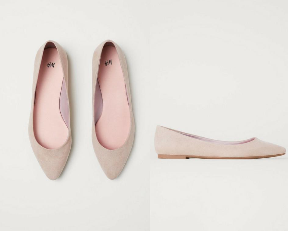 15 mẫu giày màu be đến từ Zara, H&M, Topshop vô cùng thanh lịch và trang nhã dành cho các quý cô công sở - Ảnh 7.