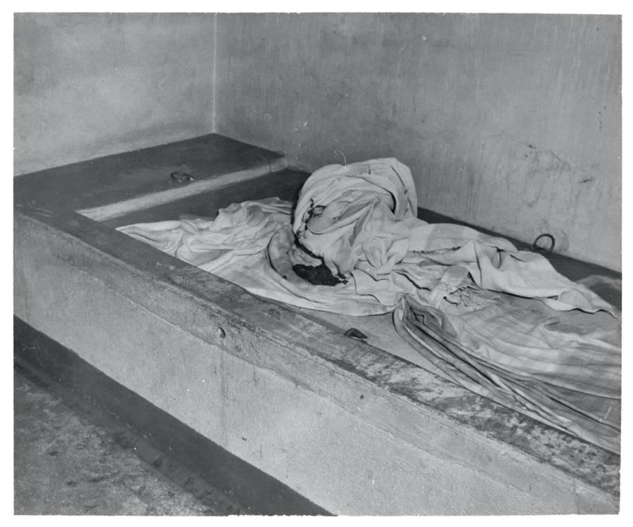Những tấm hình ám ảnh trong bệnh viện tâm thần 50 năm trước - Ảnh 10.