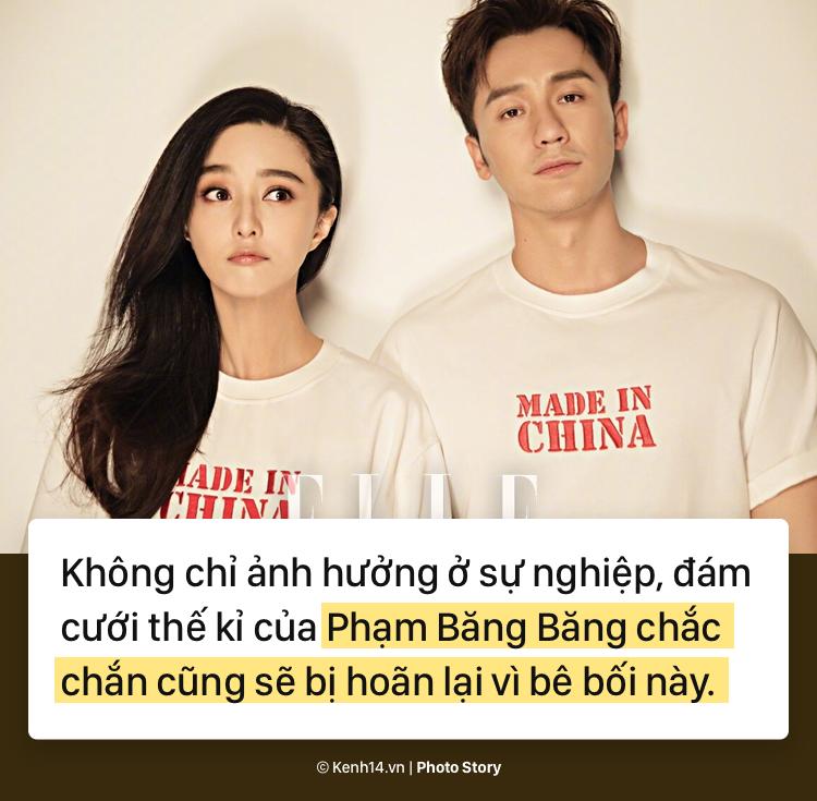 Phạm Băng Băng: Toàn cảnh scandal trốn thuế, hoãn đám cưới với Lý Thần - Ảnh 9.