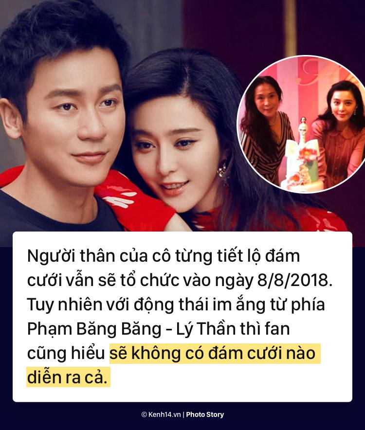 Phạm Băng Băng: Toàn cảnh scandal trốn thuế, hoãn đám cưới với Lý Thần - Ảnh 11.