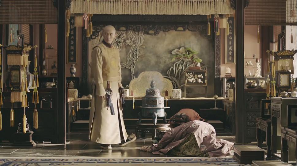 Diên Hi Công Lược: Ngụy Anh Lạc làm loạn nhưng hoàng hậu vẫn bảo vệ - Ảnh 2.
