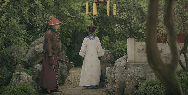 Xem Ngụy Anh Lạc bị hoàng hậu đuổi khỏi Trường Xuân Cung, khán giả lại nhớ đến phim... Tây Du Ký! - Ảnh 1.