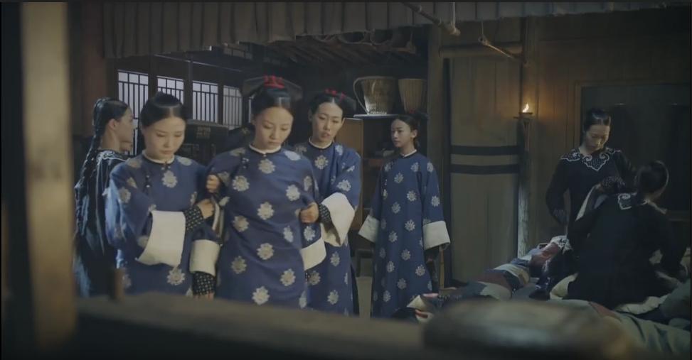 Diên Hi Công Lược: Ngụy Anh Lạc làm loạn nhưng hoàng hậu vẫn bảo vệ - Ảnh 6.