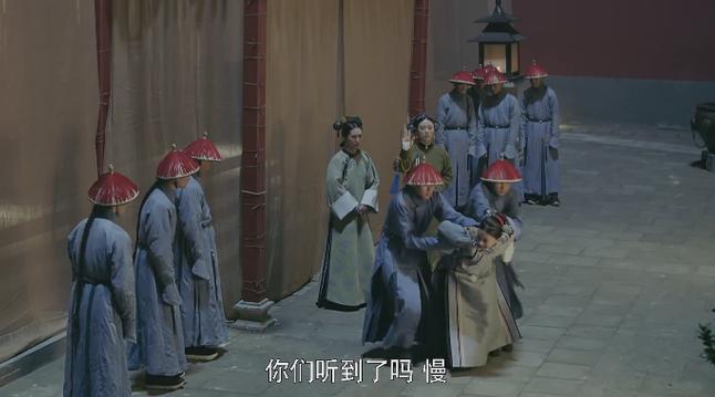 Xem Ngụy Anh Lạc bị hoàng hậu đuổi khỏi Trường Xuân Cung, khán giả lại nhớ đến phim... Tây Du Ký! - Ảnh 2.