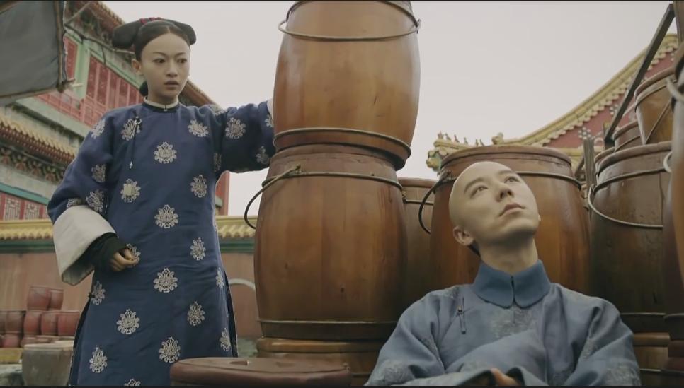 Diên Hi Công Lược: Ngụy Anh Lạc làm loạn nhưng hoàng hậu vẫn bảo vệ - Ảnh 7.