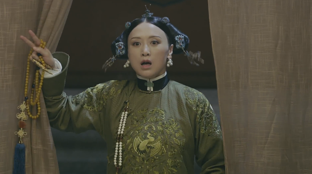 Xem Ngụy Anh Lạc bị hoàng hậu đuổi khỏi Trường Xuân Cung, khán giả lại nhớ đến phim... Tây Du Ký! - Ảnh 3.