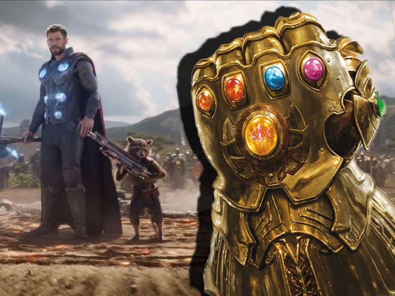 Đạo diễn Infinity War úp mở về khả năng cánh tay Thanos phế toàn tập sau cái búng hủy diệt - Ảnh 3.