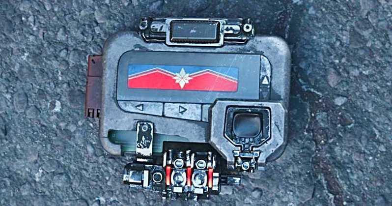 Tin nhắn của Nick Fury đến Captain Marvel trong đoạn after-credit.
