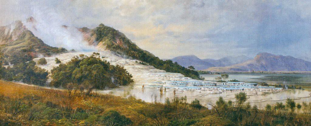 """""""Kỳ quan thiên nhiên thứ 8 bị xóa sổ bởi núi lửa và hy vọng khôi phục sau trăm năm chôn vùi - Ảnh 2."""