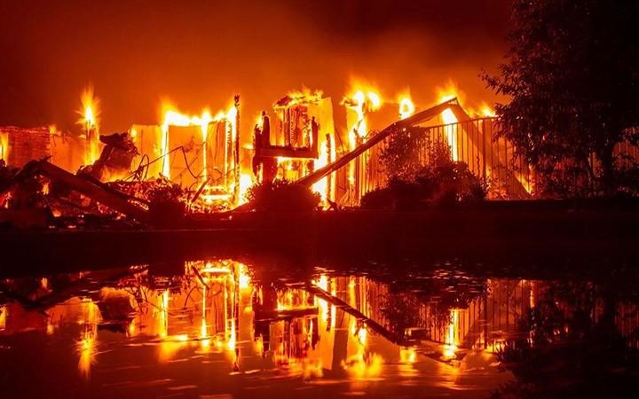 Điển cố: Liễu Hạ Huệ biết giữ mình thoát nạn lửa thiêu