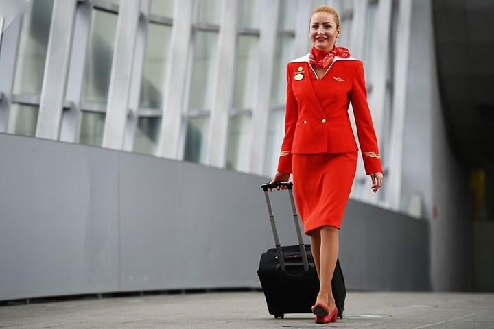 Cận cảnh lò đào tạo các nữ tiếp viên hàng không Nga xinh đẹp - Ảnh 10.
