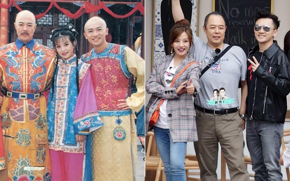 Tuổi thơ ùa về khi thấy bộ ba Hoàn Châu Cách Cách năm nào tái ngộ trong show ẩm thực - Ảnh 3.