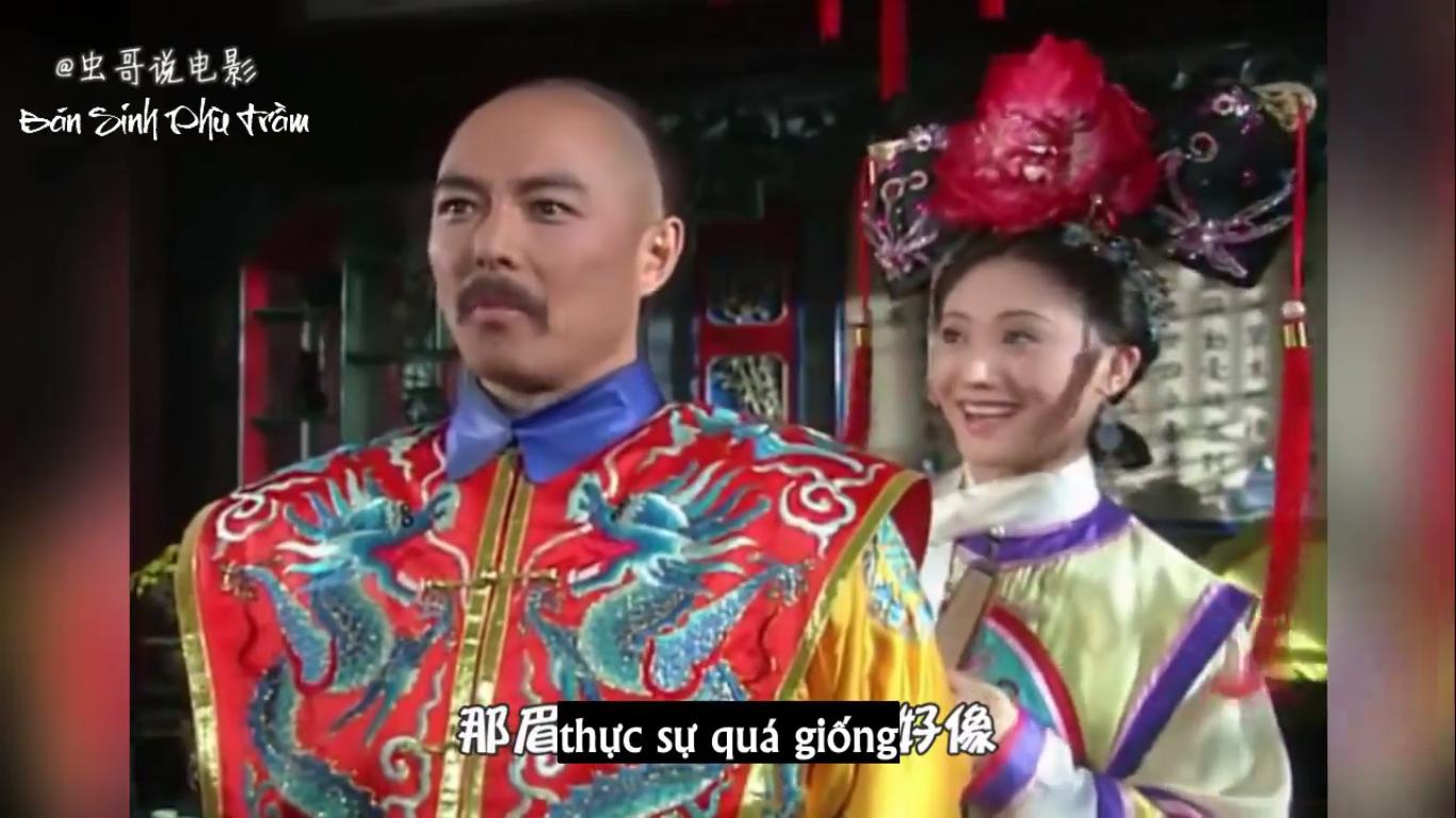 Lệnh phi năm xưa từng lợi dụng Tiểu Yến Tử để lên làm hoàng hậu