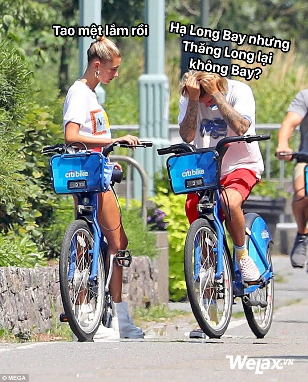 Lâu lâu mới khóc giữa đường, cư dân mạng tặng ngay cho Justin Bieber nguyên chùm ảnh chế - Ảnh 13.
