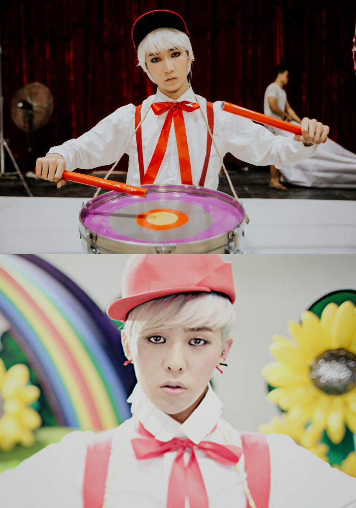 Zero 9 lại tung chiêu mới: lấy ý tưởng của 4 sản phẩm Vpop và cả tạo hình giống y hệt G-Dragon vào MV mới - Ảnh 2.