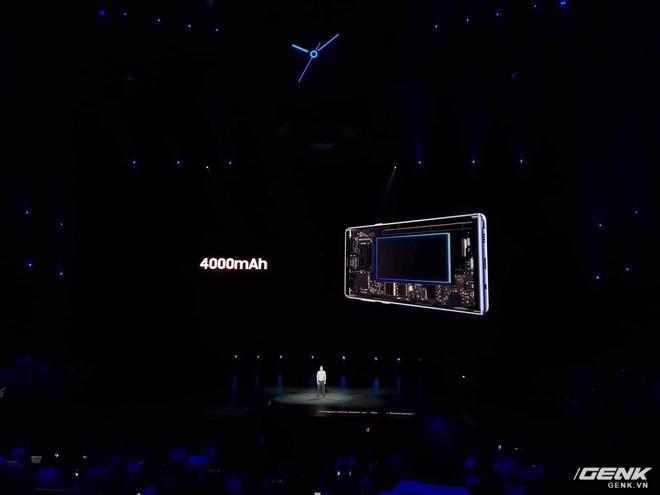 Samsung Galaxy Note9 chính thức ra mắt: cấu hình khủng nhất thị trường, S-Pen nhiều chức năng mới, camera thêm AI, giá cao nhất 1250 USD - Ảnh 5.