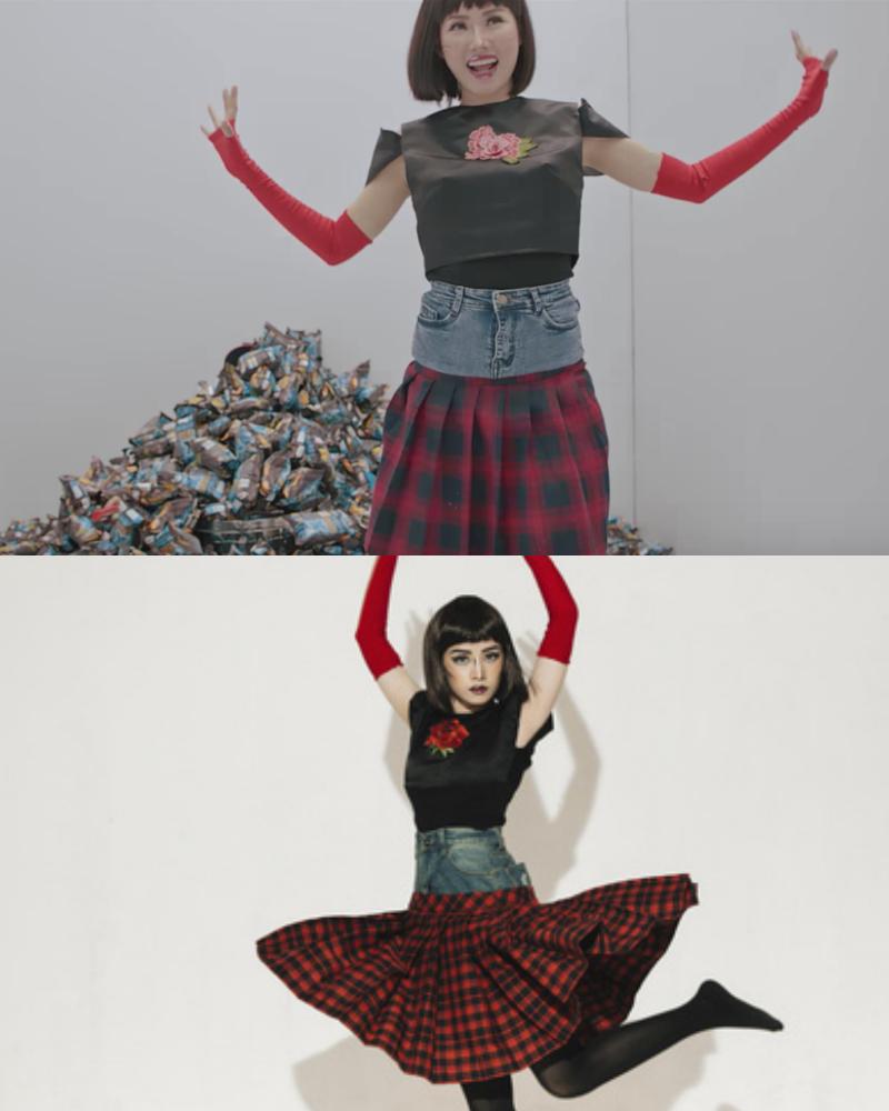 Zero 9 lại tung chiêu mới: lấy ý tưởng của 4 sản phẩm Vpop và cả tạo hình giống y hệt G-Dragon vào MV mới - Ảnh 4.