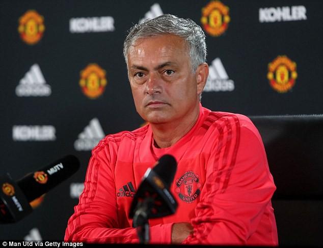 Ngày cuối thị trường chuyển nhượng: Mourinho tuyên bố Man Utd không mua thêm - Ảnh 1.