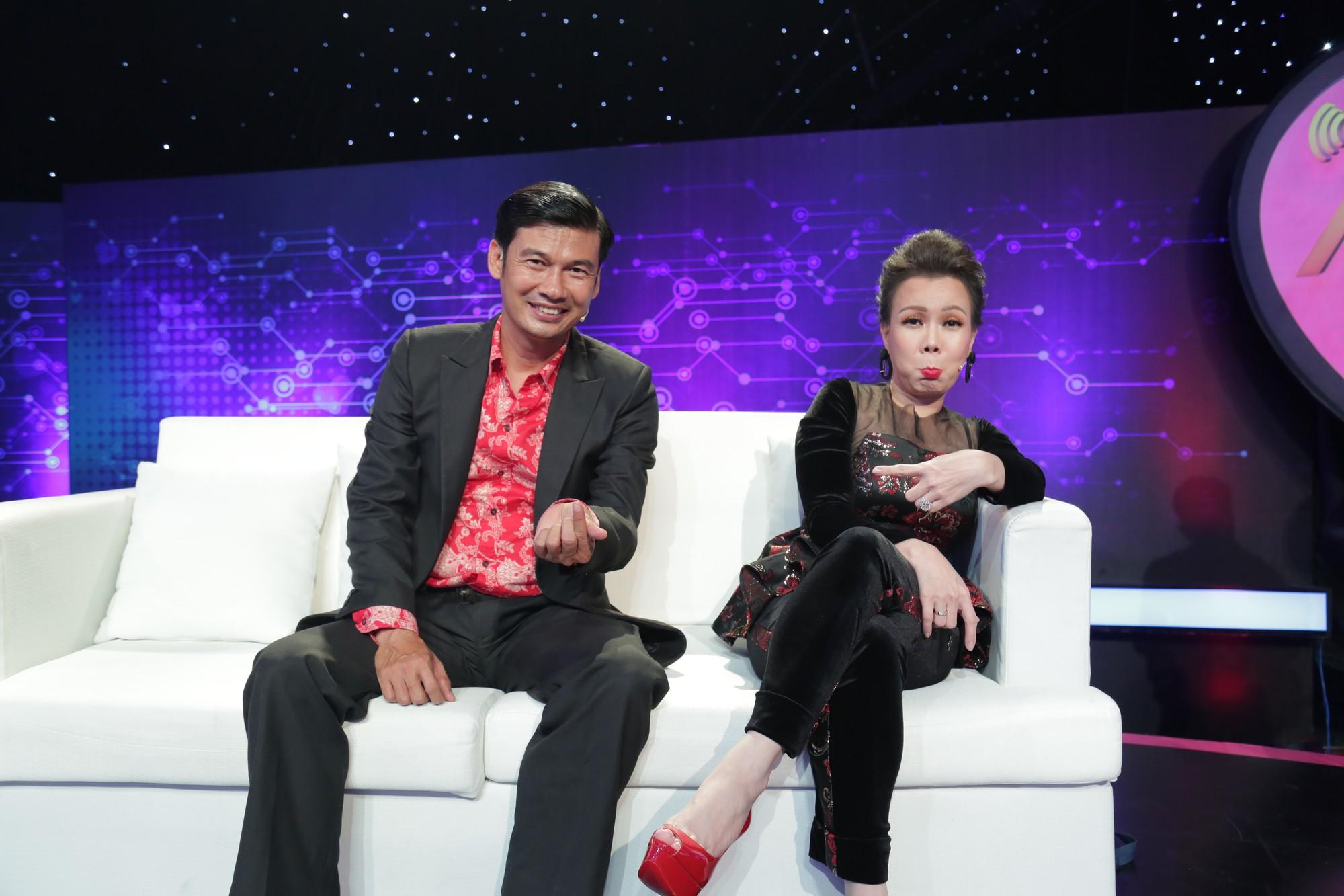 Lê Giang tham gia show hẹn hò không chỉ làm quân sư, mà còn lăm le... tìm người yêu - Ảnh 4.