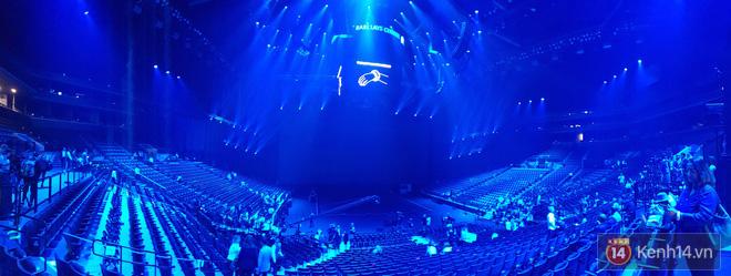 Toàn cảnh sân khấu sự kiện ra mắt Galaxy Note 9: Rất hoành tráng, quá cuốn hút và hứa hẹn sẽ cực kỳ bùng nổ - Ảnh 6.