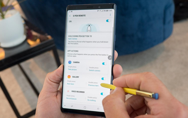 Samsung Galaxy Note9 chính thức ra mắt: cấu hình khủng nhất thị trường, S-Pen nhiều chức năng mới, camera thêm AI, giá cao nhất 1250 USD - Ảnh 3.