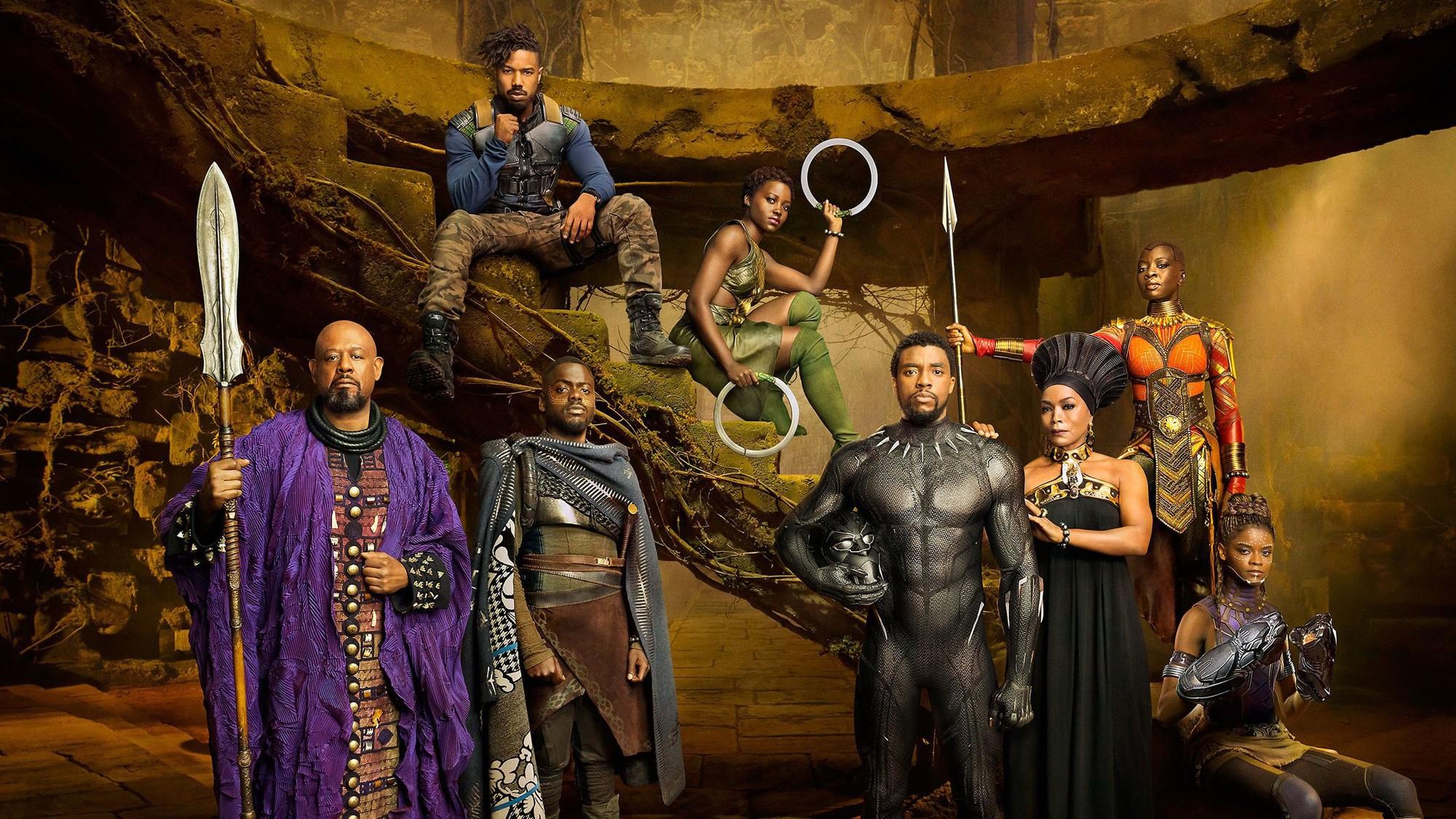 """""""Black Panther"""" được cho là ứng cử viên hàng đầu cho giải thưởng mới."""